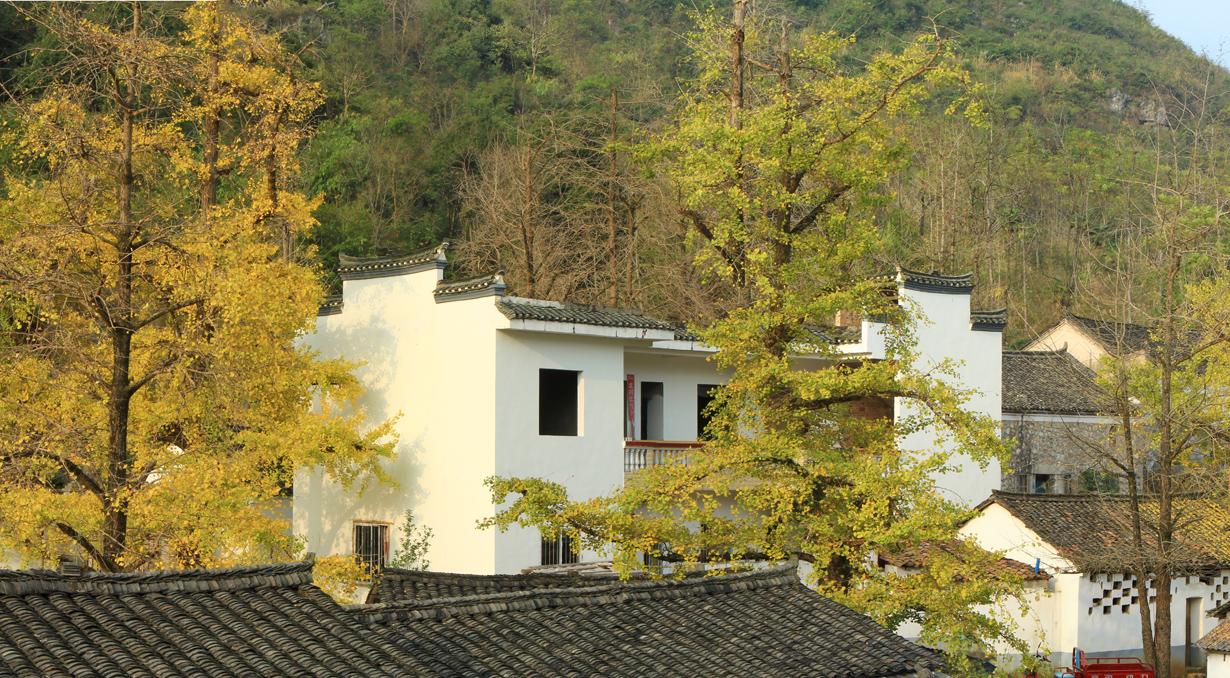 桂林市兴安县白石乡水源头村
