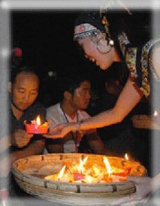 毛南族—分龙节