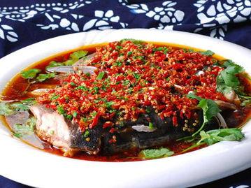 苗寨剁椒鱼头
