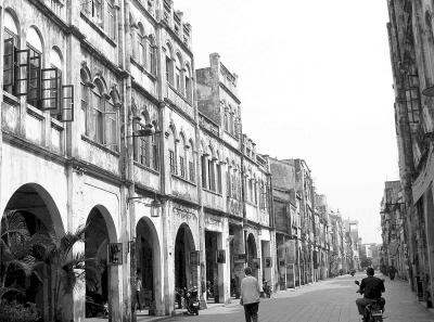 英、法、德领事馆旧址