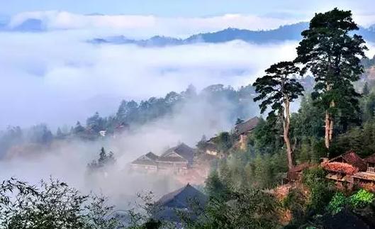 柳州融水雨卜村