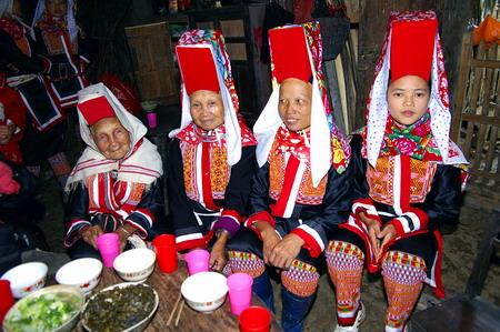 瑶族节日—阿波节