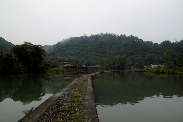 贺州富川秀水状元村